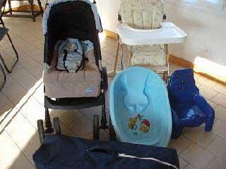 Grand Gite - accessoires bébé