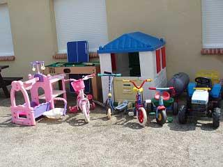 Grand Gite - Jouets pour les enfants