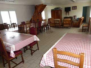 Grands Gîtes de Normandie - Salle de séjour
