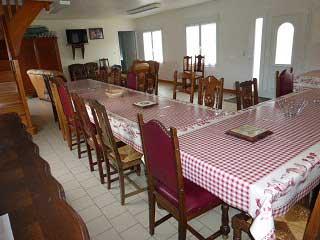 Grands Gîtes  à Sigy en Bray - Salle de séjour