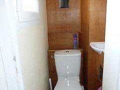 Grands Gîtes  à Sigy en Bray -  WC et lave main