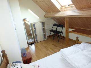 Grands Gîtes  à Sigy en Bray - La chambre 1